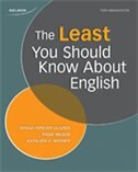 Book The Least You Should Know About English by Teresa Ferster Glazier