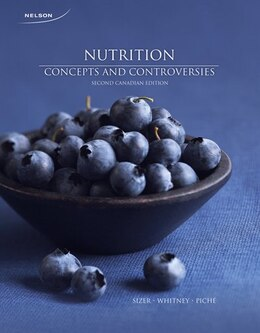 Book Nutrition: Concepts And Controversies by Frances Sizer