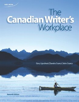 Book The Canadian Writer?s Workplace by Gary Lipschutz