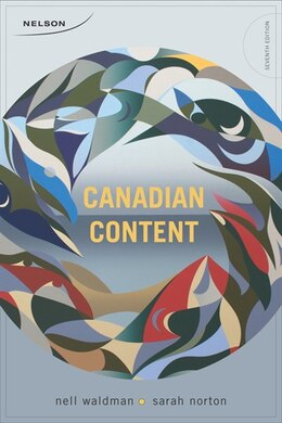 Book Canadian Content by Nell Waldman