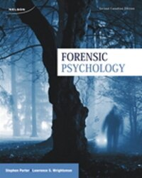 Forensic Psychology: Second Canadian Edition