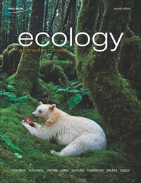 Ecology: A Canadian Context