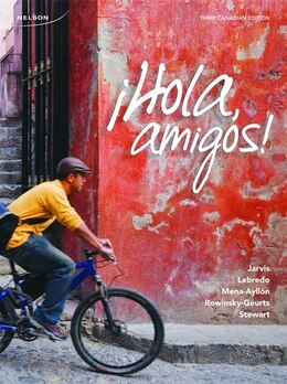 Book ¡hola, Amigos! by Ana Jarvis