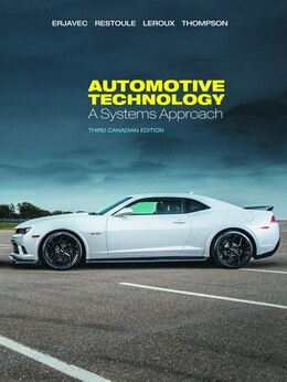 Book Automotive Technology: A Systems Approach by Jack Erjavec