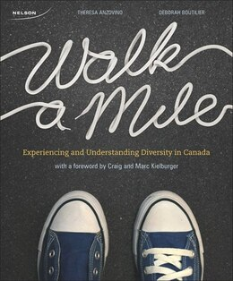 Book Walk A Mile by Theresa Anzovino