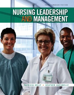 Book Nursing Leadership And Management by Patricia Kelly