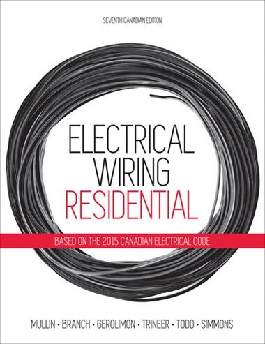 Prime Electrical Wiring Residential Book By Ray C Mullin Paperback Wiring Cloud Toolfoxcilixyz