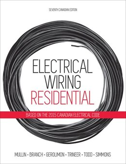 Book Electrical Wiring: Residential by Ray C Mullin