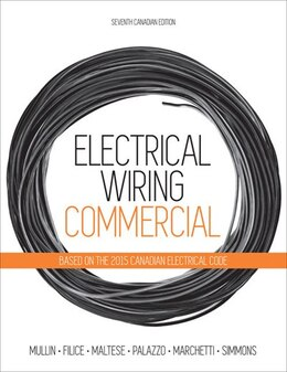 Book Electrical Wiring: Commercial by Ray C Mullin