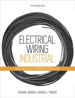 Book Electrical Wiring: Industrial by Stephen L. Herman