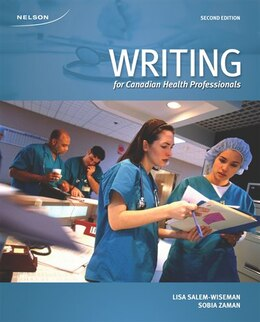 Book Writing For Canadian Health Professionals by Lisa Salem-wiseman