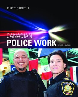 Book Canadian Police Work by Curt Griffiths