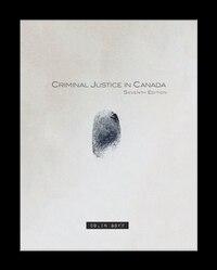 Criminal Justice In Canada