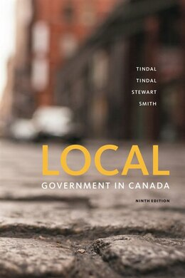 Book Local Government In Canada by C. Richard Tindal