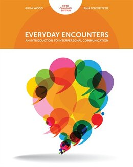 Book Everyday Encounters by Julia T. Wood