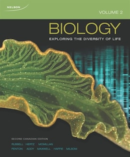 Book Biology: Exploring The Diversity Of Life, Volume 2 by Peter Russell