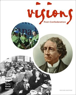 Book Visions Editors' Choice: Post-confederation by P.e. Bryden