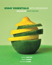 Essay Essentials With Readings, Enhanced
