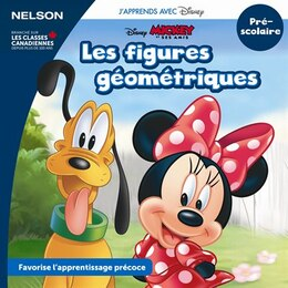 Book Disney Les Formes Pre-K Boardbook French by Nelson