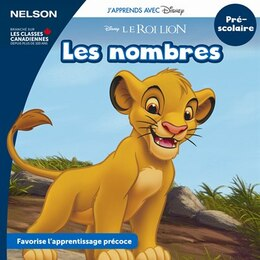 Book Disney Les Nombres Pre-K Boardbook French by Nelson