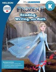 DISNEY FROZEN 2 READING WRITING AND MATH K
