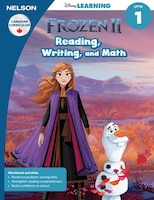 DISNEY FROZEN 2 READING WRITING AND MATH 1