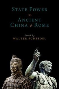 Book State Power in Ancient China and Rome by Walter Scheidel