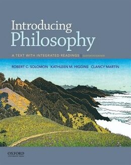 Book Introducing Philosophy: A Text with Integrated Readings by Robert C. Solomon