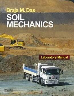 Book Soil Mechanics Laboratory Manual by Braja M. Das