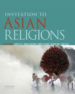 Book Invitation to Asian Religions by Jeffrey Brodd