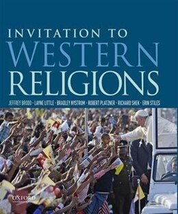Book Invitation to Western Religions by Jeffrey Brodd