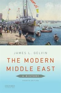 Book The Modern Middle East: A History by James L. Gelvin