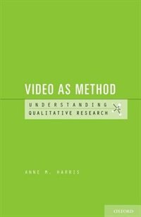 Book Video as Method by Anne M. Harris