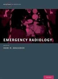 Book Emergency Radiology by Hani H. Abujudeh