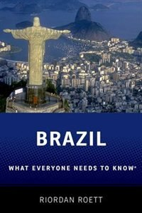 Book Brazil: What Everyone Need to KnowRG by Riordan Roett