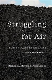 Book Struggling for Air: Power Plants and the War on Coal by Richard Revesz