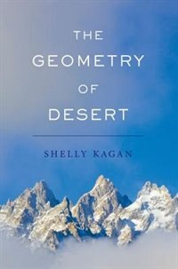 Book The Geometry of Desert by Shelly Kagan