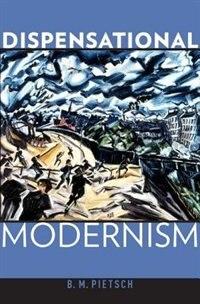 Book Dispensational Modernism by B. M. Pietsch