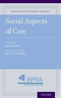 Book Social Aspects of Palliative Care by Betty Ferrell