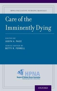 Book Care of the Imminently Dying by Betty Ferrell
