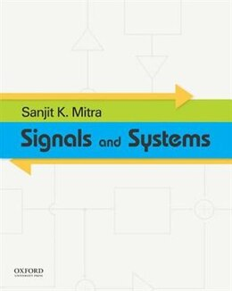 Book Signals and Systems by Sanjit Mitra