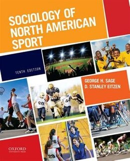 Book Sociology of North American Sport by George H. Sage