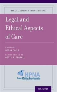 Book Legal and Ethical Aspects of Care by Nessa Coyle