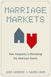 Book Marriage Markets: How Inequality is Remaking the American Family by June Carbone