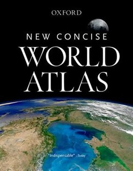 Book New Concise World Atlas by Oxford