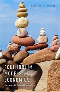 Book Equilibrium Models in Economics by Lawrence A. Boland