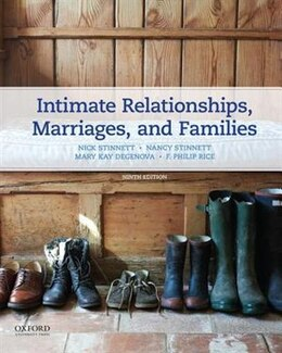 Book Intimate Relationships, Marriages, and Families by Nancy Stinnett