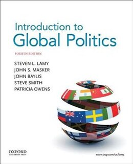 Book Introduction to Global Politics by Steve Lamy