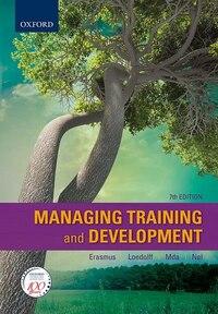 Managing Training and Development