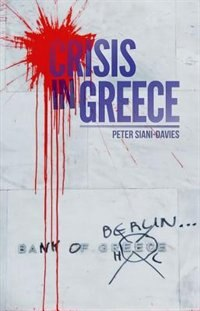 Book Crisis in Greece by Peter Siani-davies